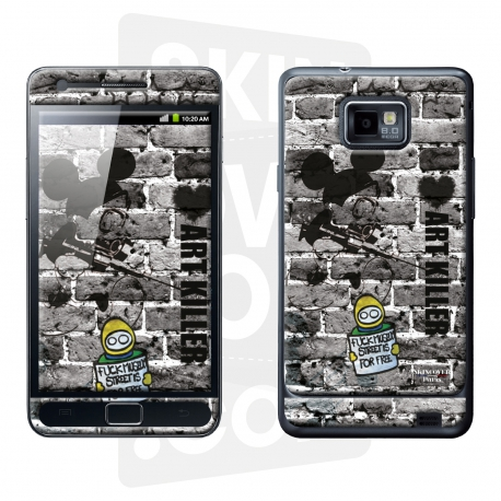 Skincover® Galaxy S2 - Art Killer
