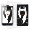Skincover® Galaxy S2 - Black Swan