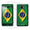 Skincover® Galaxy S2 - Brazil