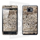 Skincover® Galaxy S2 - Design Wood