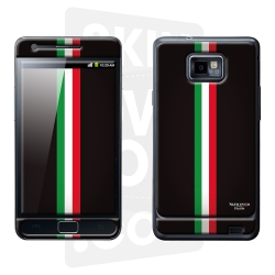 Skincover® Galaxy S2 - Italy