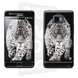 Skincover® Galaxy S2 - Jaguar