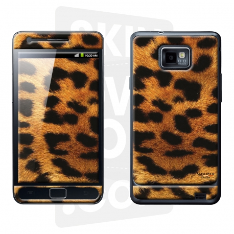 Skincover® Galaxy S2 - Leopard
