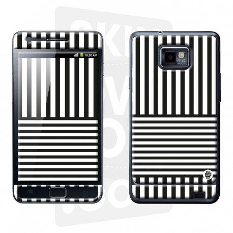 Skincover® Galaxy S2 - Marc a Dit 2
