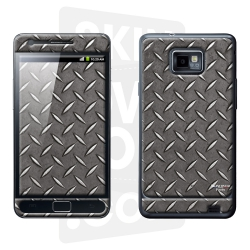 Skincover® Galaxy S2 - Metal 1