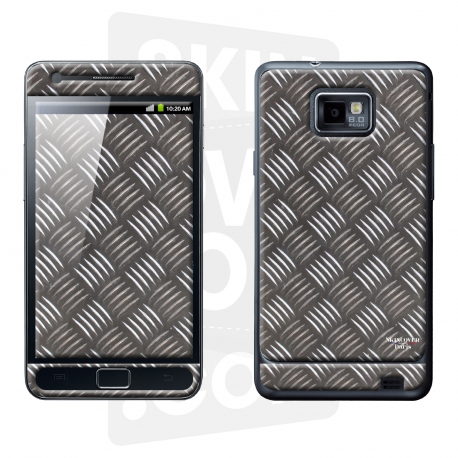 Skincover® Galaxy S2 - Metal 2