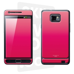 Skincover® Galaxy S2 - Pink