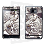 Skincover® Galaxy S2 - Polygon