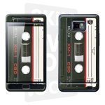 Skincover® Galaxy S2 - Tape 80'