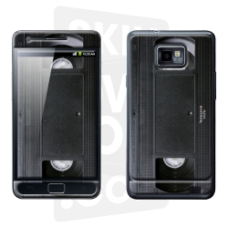 Skincover® Galaxy S2 - VHS