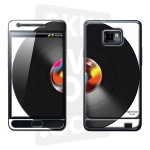 Skincover® Galaxy S2 - Vinyl