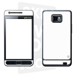 Skincover® Galaxy S2 - White