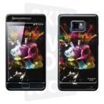 Skincover® Galaxy S2 - New Future By P.Murciano