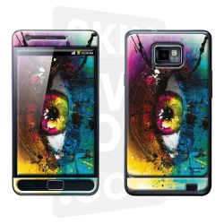 Skincover® Galaxy S2 - Requiem By P.Murciano