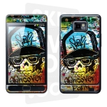 Skincover® Galaxy S2 - Street Color