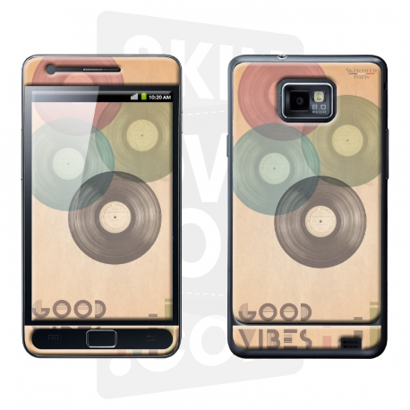 Skincover® Galaxy S2 - Good Vibe