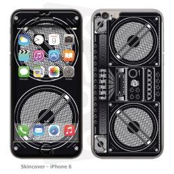Skincover® iPhone 6/6S - Ghetto Blaster