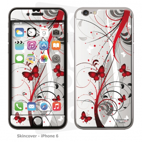 Skincover® iPhone 6/6S - Butterfly