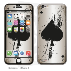 Skincover® iPhone 6/6S - Ace Of Spade