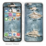 Skincover® iPhone 6/6S - Blue Jeans
