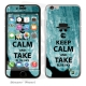 Skincover® iPhone 6/6S - Bluesky