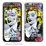 Skincover® iPhone 6/6S Plus - Marilyn By Paslier