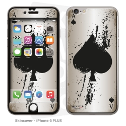 Skincover® iPhone 6/6S Plus - Ace Of Spade