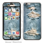 Skincover® iPhone 6/6S Plus - Blue Jeans