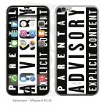 Skincover® iPhone 6/6S Plus - Parental
