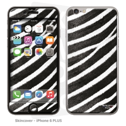 Skincover® iPhone 6/6S Plus - Zebre
