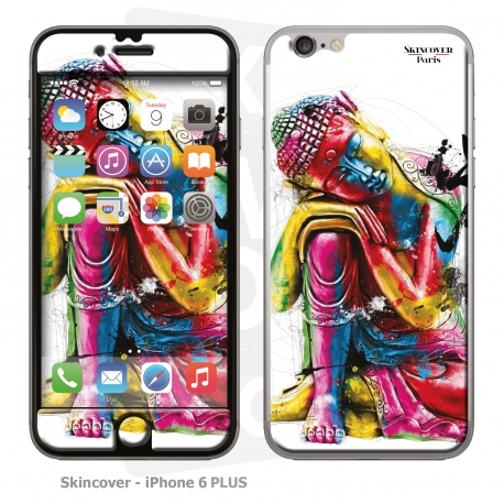 Skincover® iPhone 6/6S Plus - Buddha Feng Shui By P.Murciano
