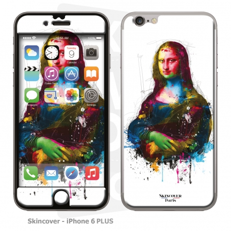 Skincover® iPhone 6/6S Plus - Da Vinci Pop By P.Murciano