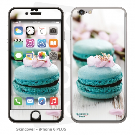 Skincover® iPhone 6/6S Plus - Macaron Flowers