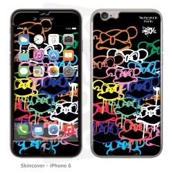 Skincover® iPhone 6/6S - Mad Invasion by Intox