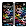 Skincover® IPhone 5-5S-SE- Mad Invasion by Intox
