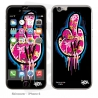 Skincover® IPhone 6 - FCK Mad by Intox