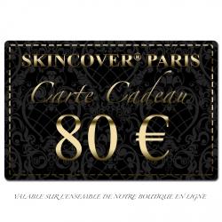 e-Carte Cadeau - 80 €