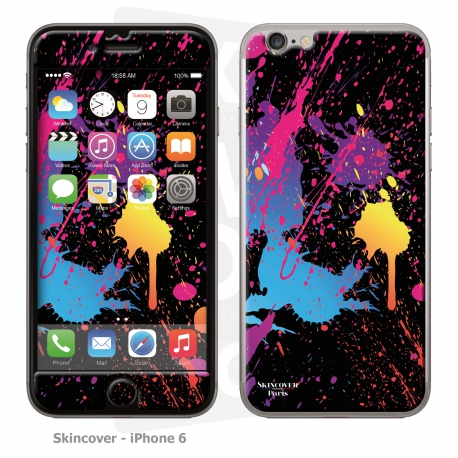 Skincover® iPhone 6/6S - Abstr'Art 2