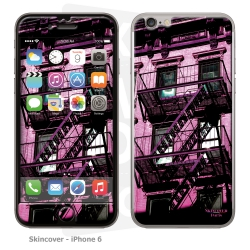 Skincover® iPhone 6/6S - Ap'Art Pink By Paslier