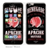Skincover® iPhone 6/6S - Apache Motor