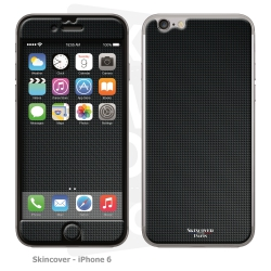 Skincover® iPhone 6/6S - Carbon