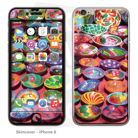 Skincover® iPhone 6/6S - Colorfull