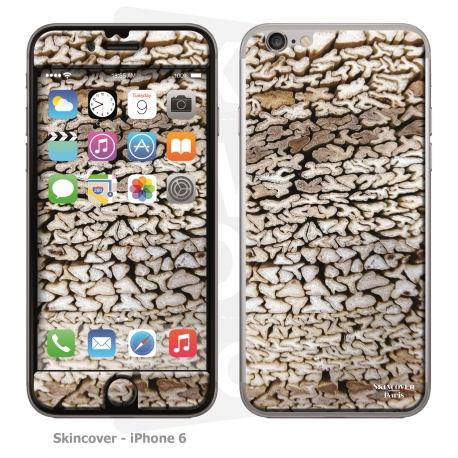 Skincover® iPhone 6/6S - Design Wood