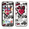 Skincover® iPhone 6/6S - Love & Rock