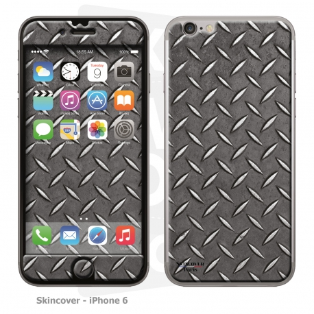 Skincover® iPhone 6/6S - Metal 1