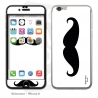 Skincover® iPhone 6/6S - Moustache B&W