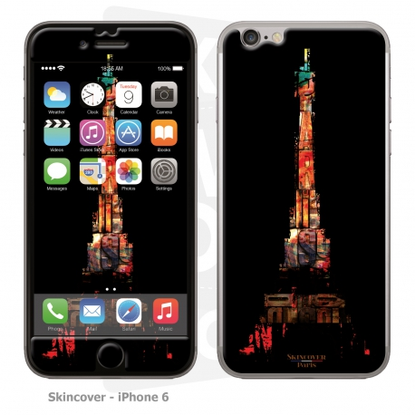 Skincover® iPhone 6/6S - Paris & Art By Paslier