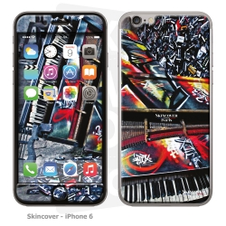 Skincover® iPhone 6/6S - Street Synphonie