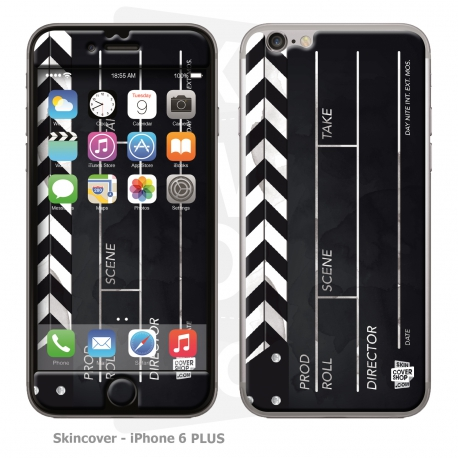 Skincover® iPhone 6/6S Plus - Action