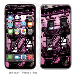 Skincover® iPhone 6/6S Plus - Ap'Art Pink By Paslier